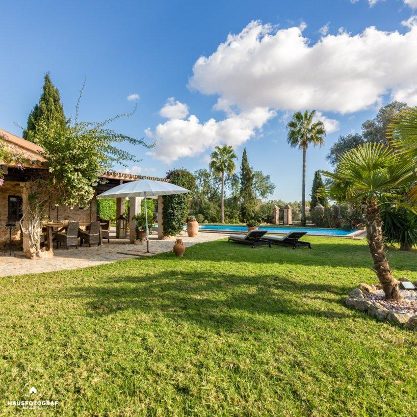03 Mallorca Campos Villa Outdoor
