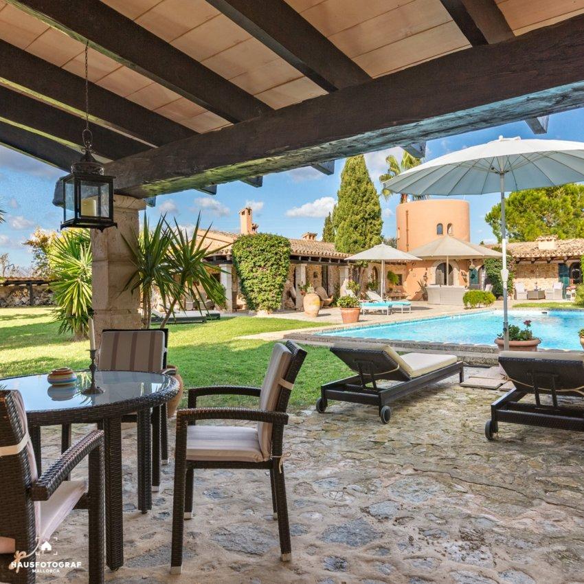 05 Mallorca Campos Villa Outdoor