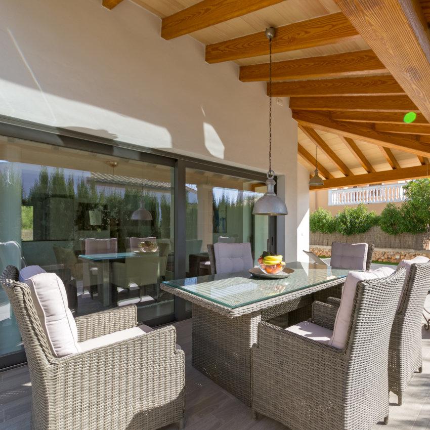 08 Mallorca Sa Rapita Terrace Termin